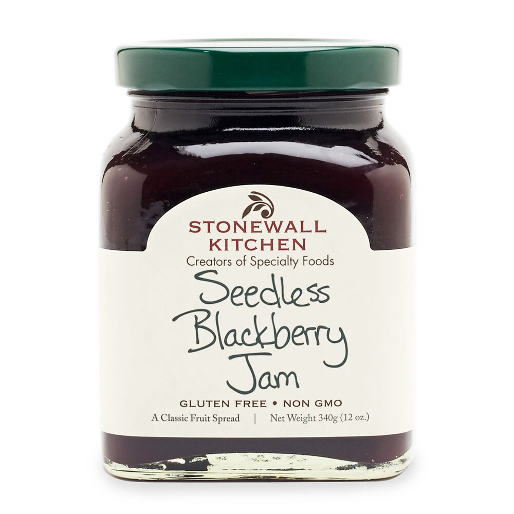 Seedless Blackberry Jam image number 0