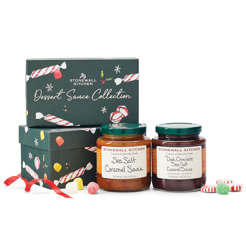 Dessert Sauce Collection Holiday Classic