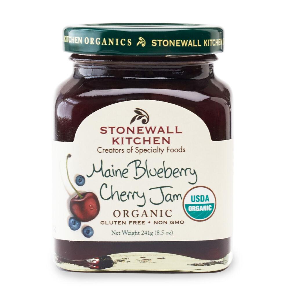 Maine Blueberry Cherry Jam (Organic) image number 0