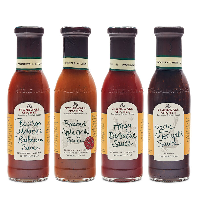 Our Sweet Grille Sauce Collection