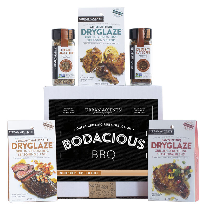 Bodacious Barbeque Gift