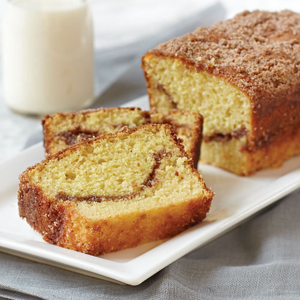 Cinnamon Swirl Quick Bread Mix image number 1