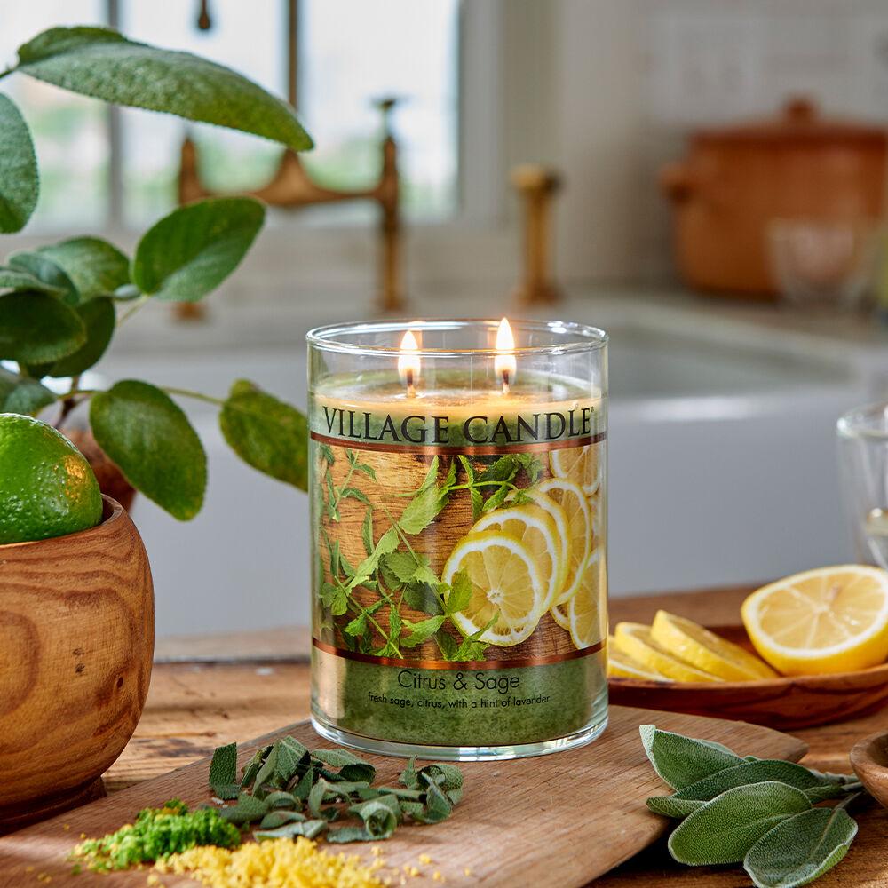 Citrus & Sage Candle image number 6