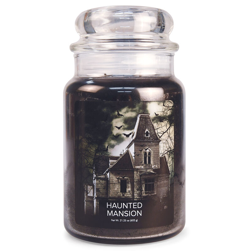 Haunted Mansion Candle