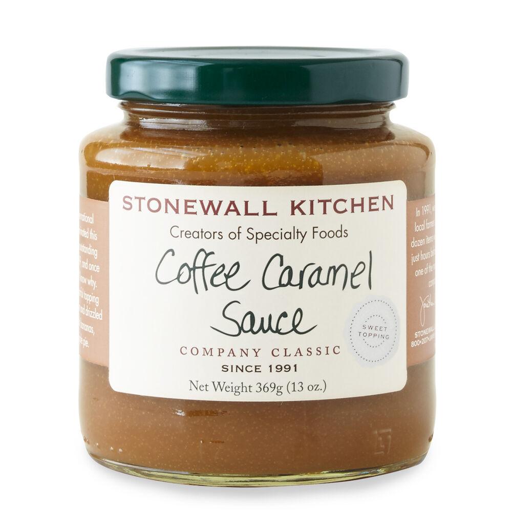 Coffee Caramel Sauce image number 0