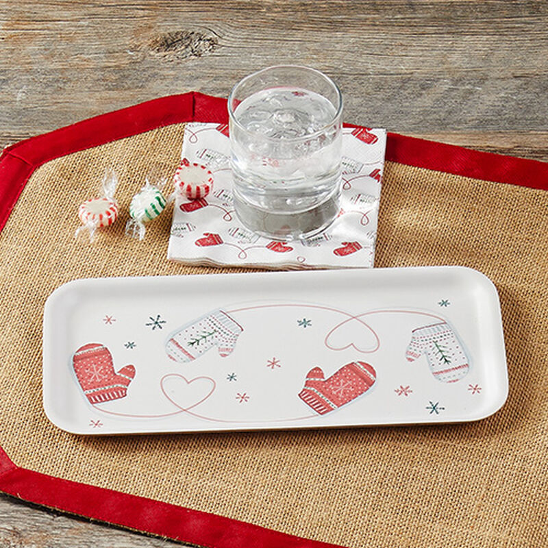Merry Mittens Tray