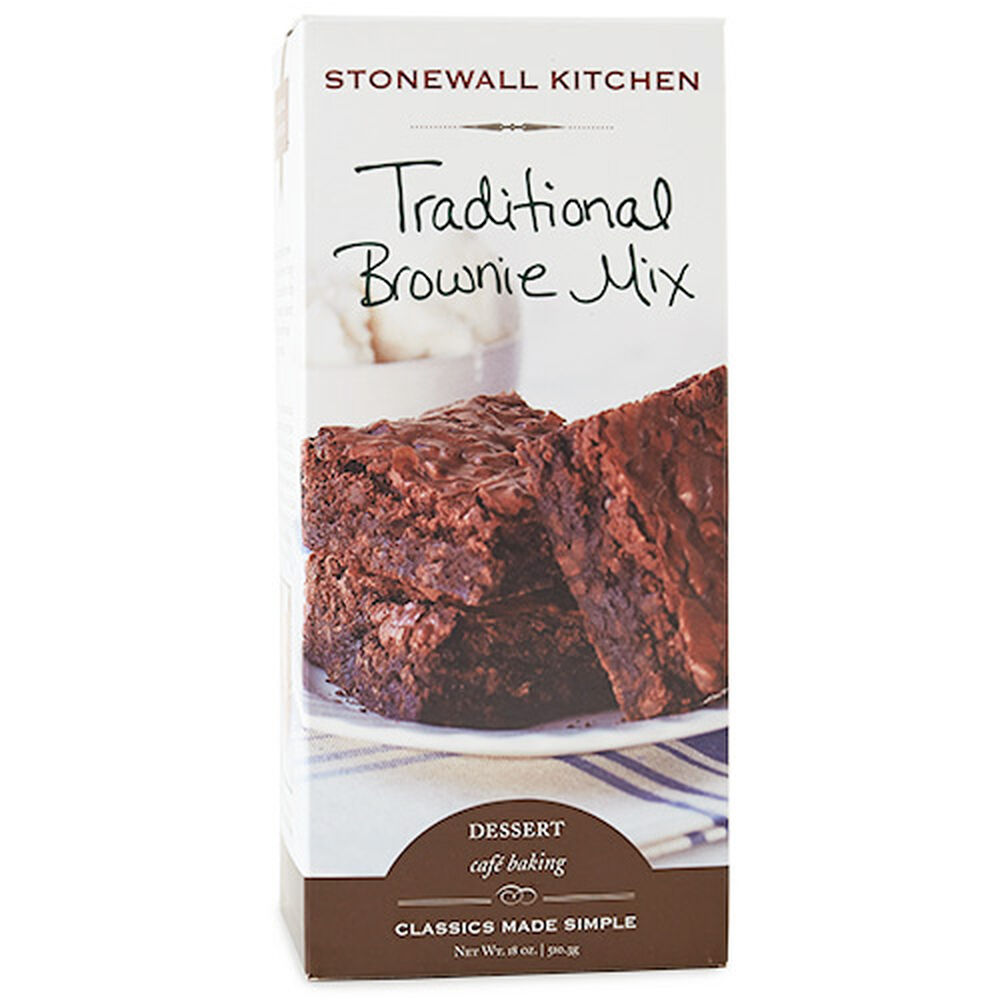 Traditional Brownie Mix image number 0