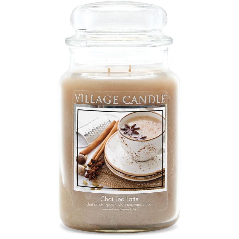 Chai Tea Latte Candle