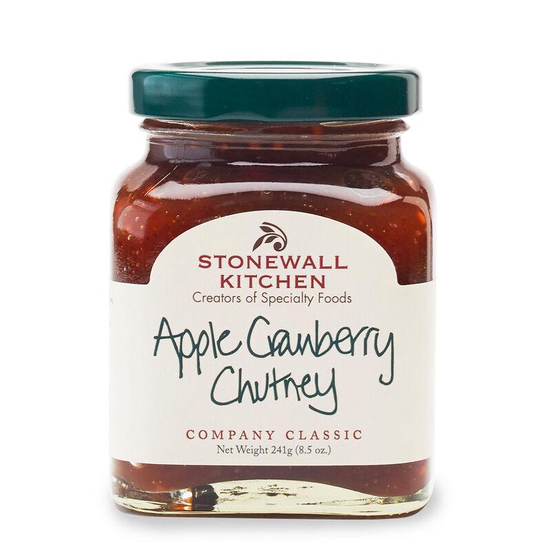 Apple Cranberry Chutney