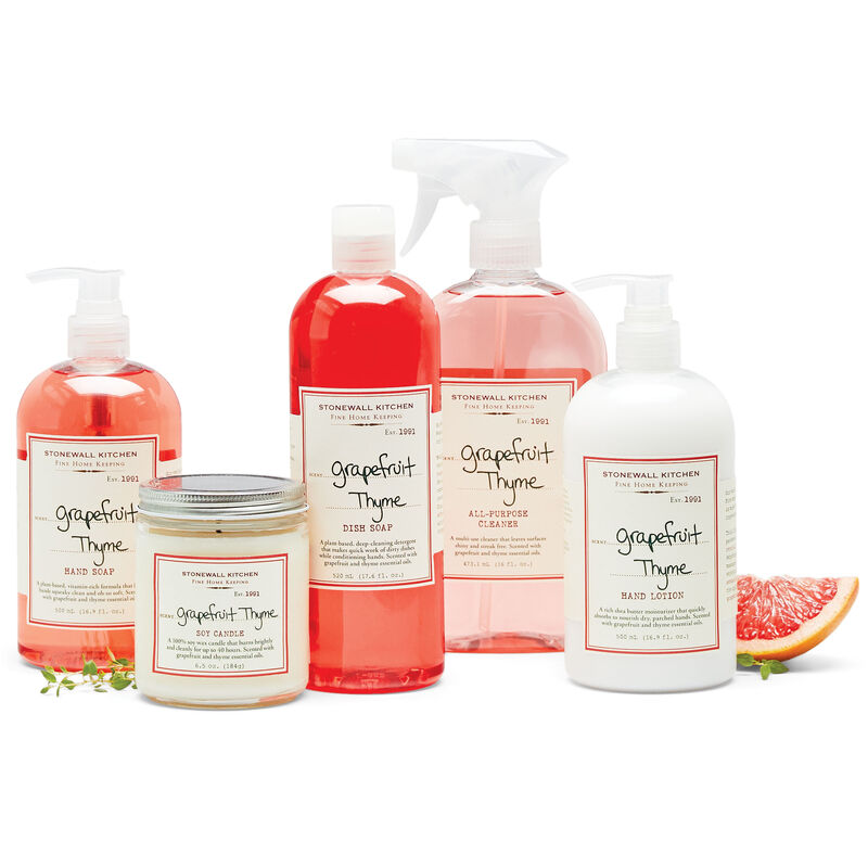 Grapefruit Thyme Fine Home Keeping