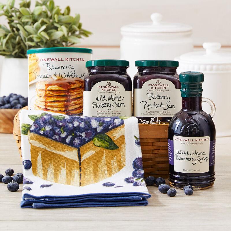 Blueberry Breakfast Gift