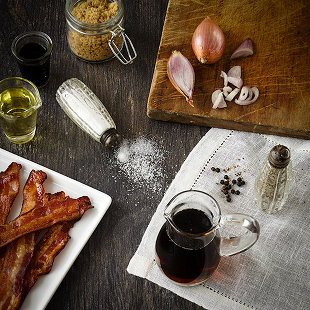 Maple Bacon Balsamic Dressing image number 1
