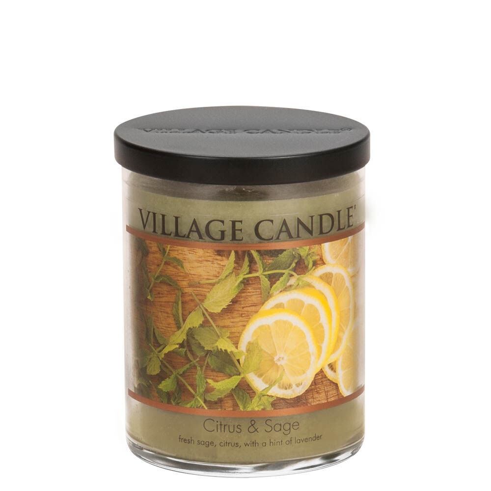 Citrus & Sage Candle image number 1