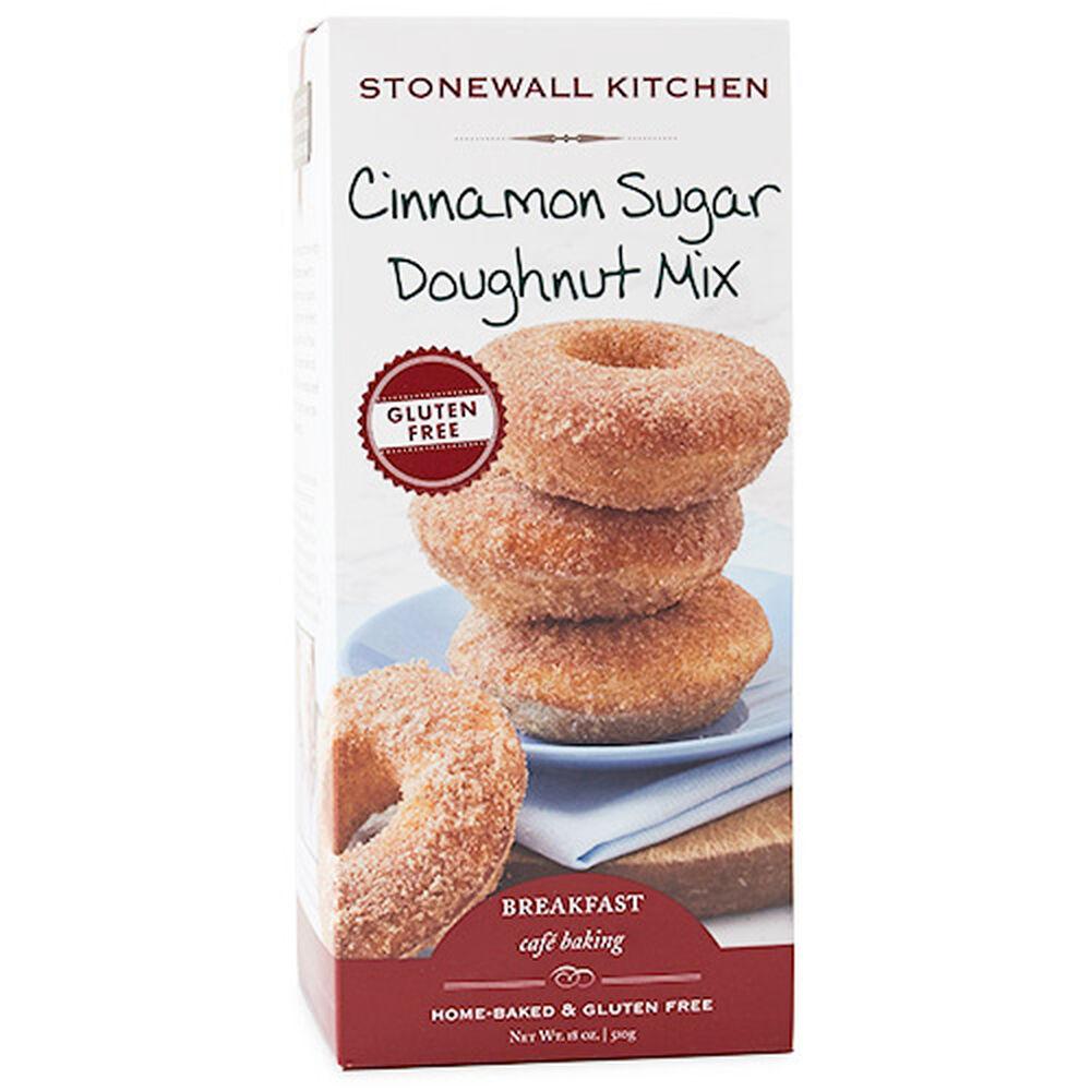 Gluten Free Cinnamon Sugar Doughnut Mix image number 0