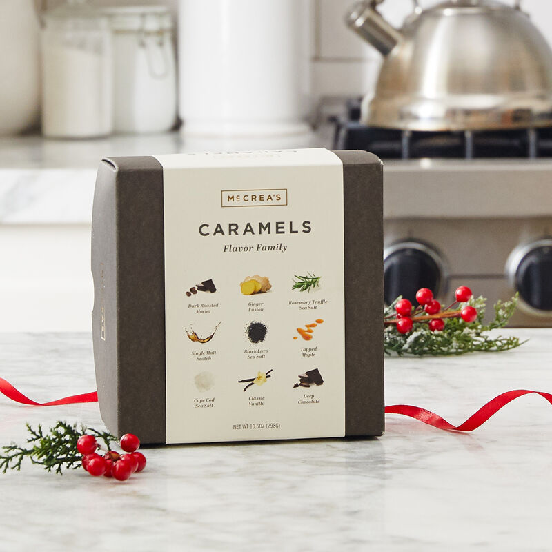 McCrea's Flavor Family Caramel Box