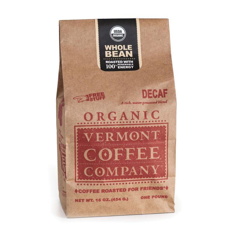Decaf Whole Bean Coffee 8oz