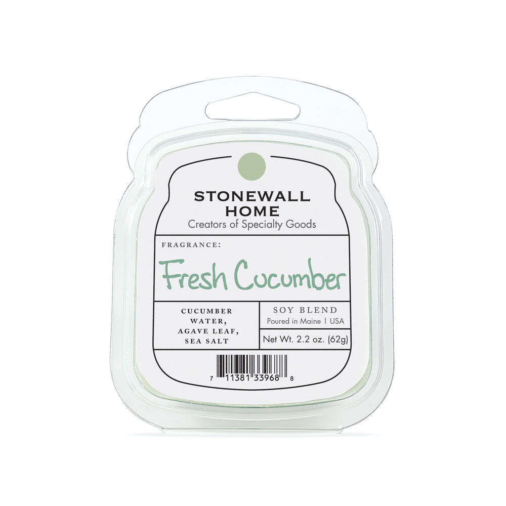 Stonewall Home Fresh Cucumber Candle image number 3