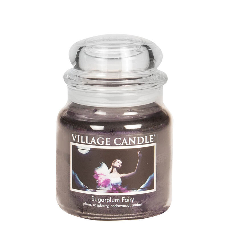 Sugarplum Fairy Candle