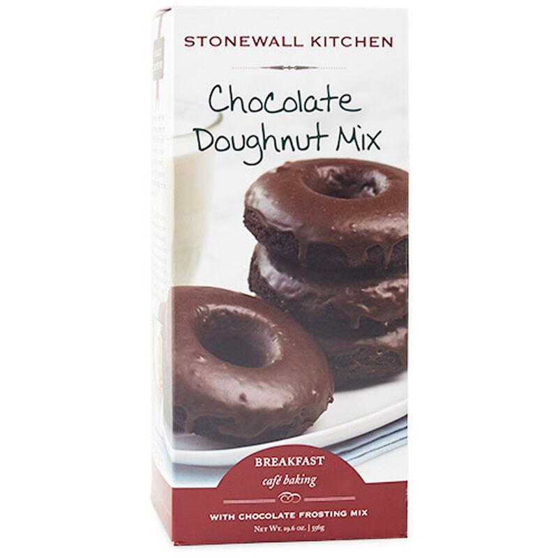 Chocolate Doughnut Mix
