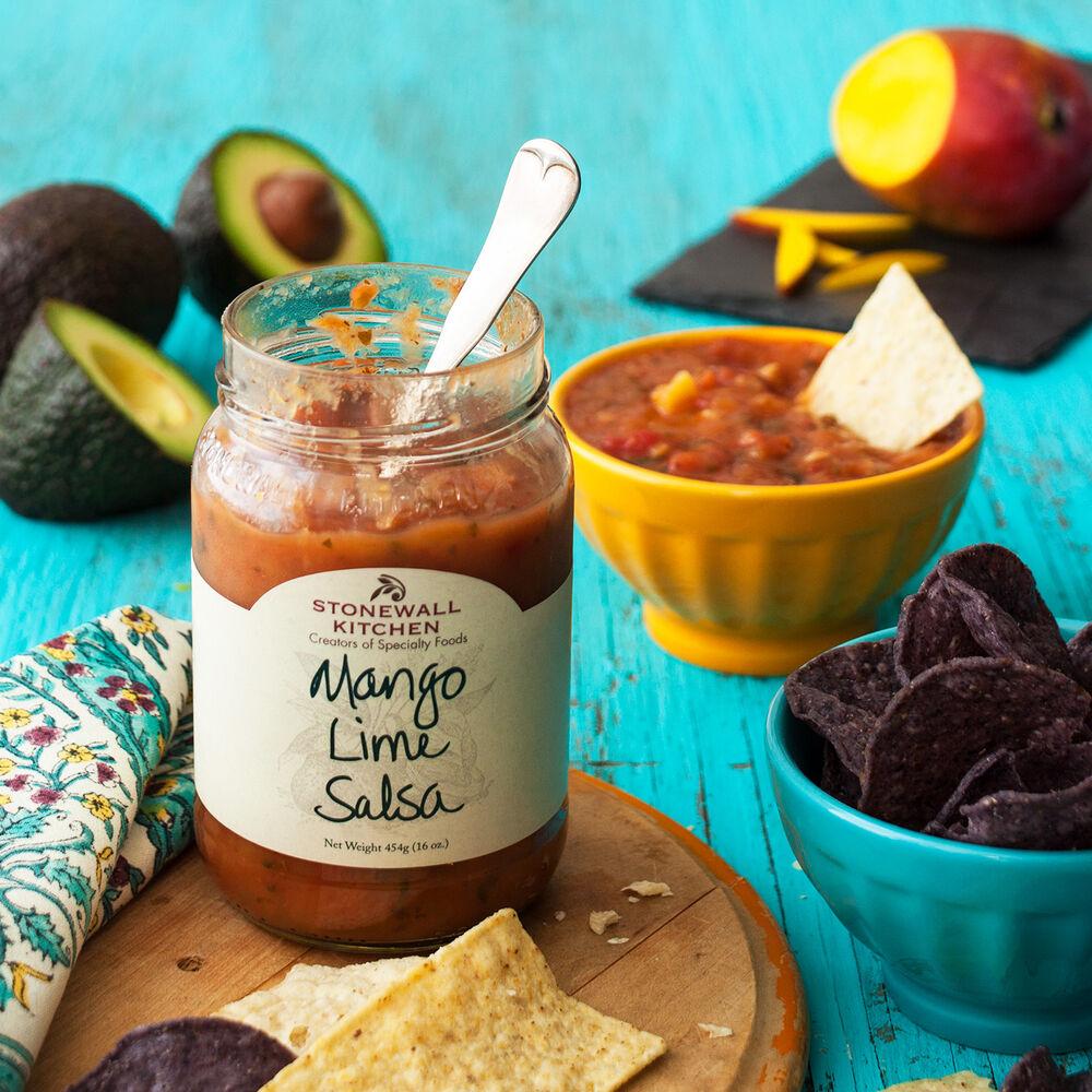 Mango Lime Salsa image number 1