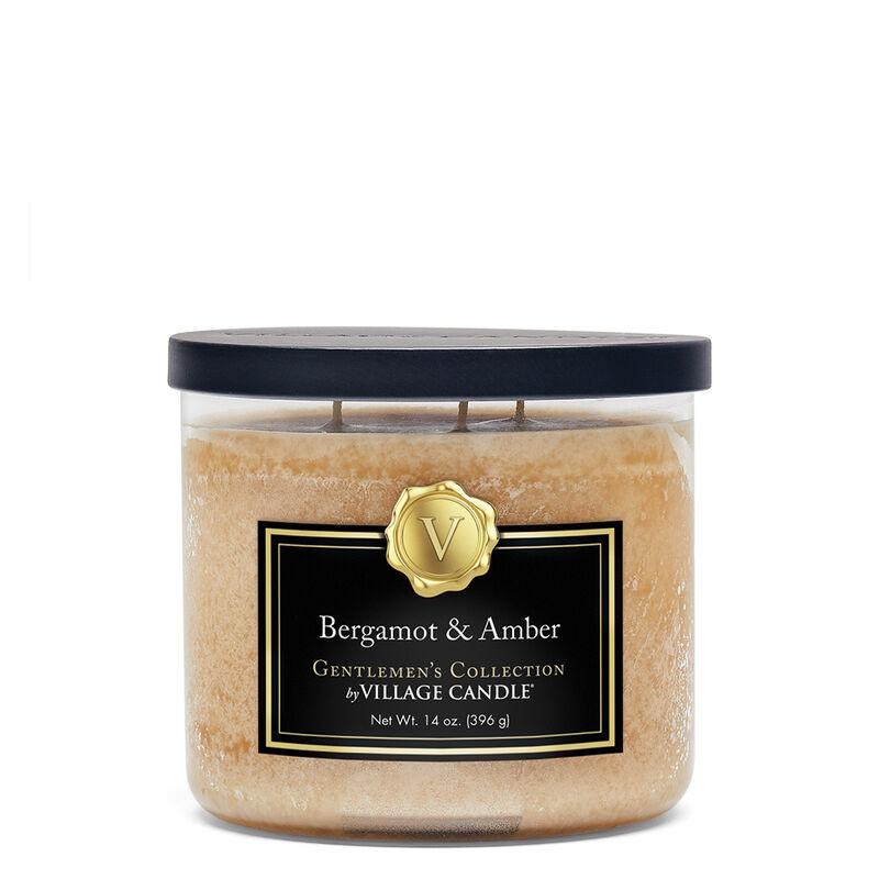 Bergamot & Amber Candle