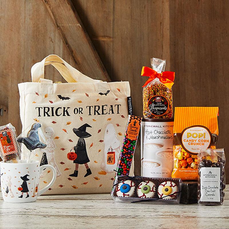 Deluxe Halloween Treats Gift