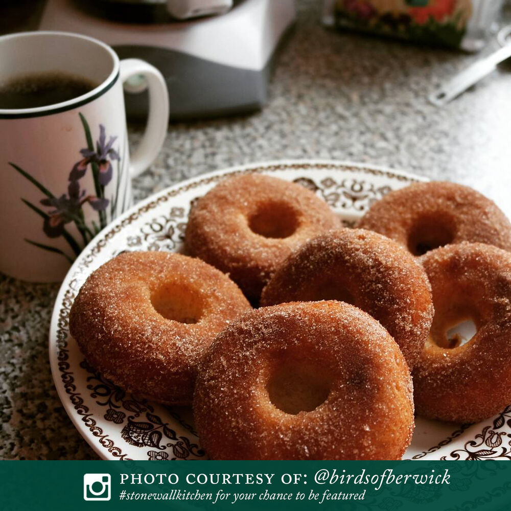 Cinnamon Sugar Doughnut Mix image number 3