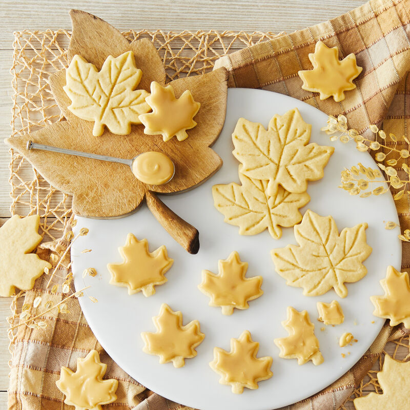 Maine Maple Sugar Cookies