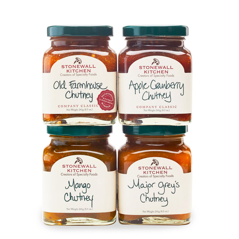 Our Chutney Collection
