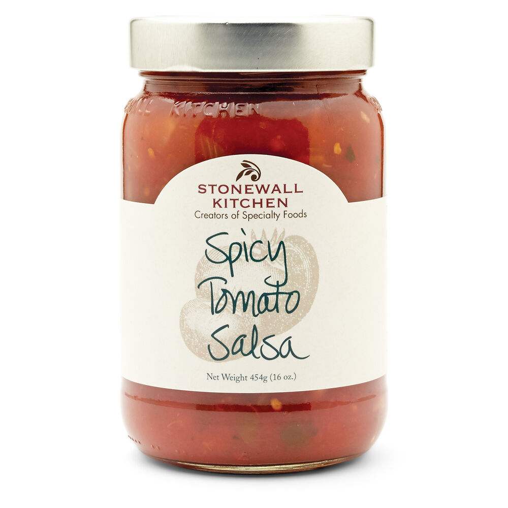 Spicy Tomato Salsa image number 0