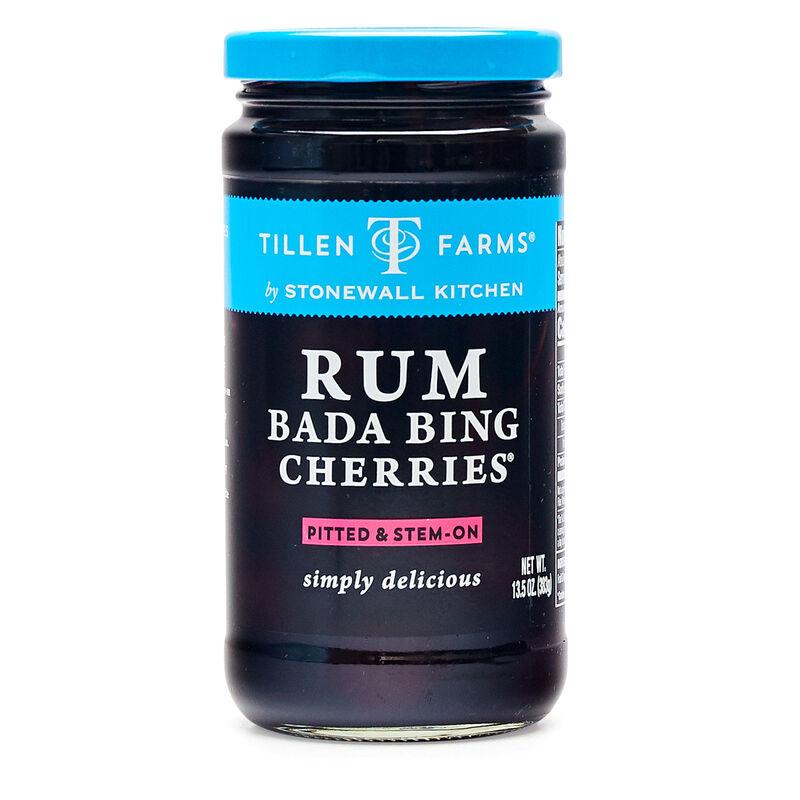 Rum Bada Bing Cherries