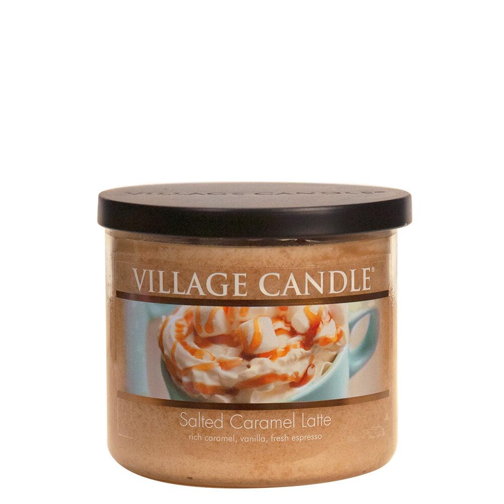 Salted Caramel Latte Candle image number 2