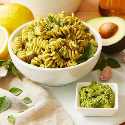 Dairy-Free Avocado Pesto