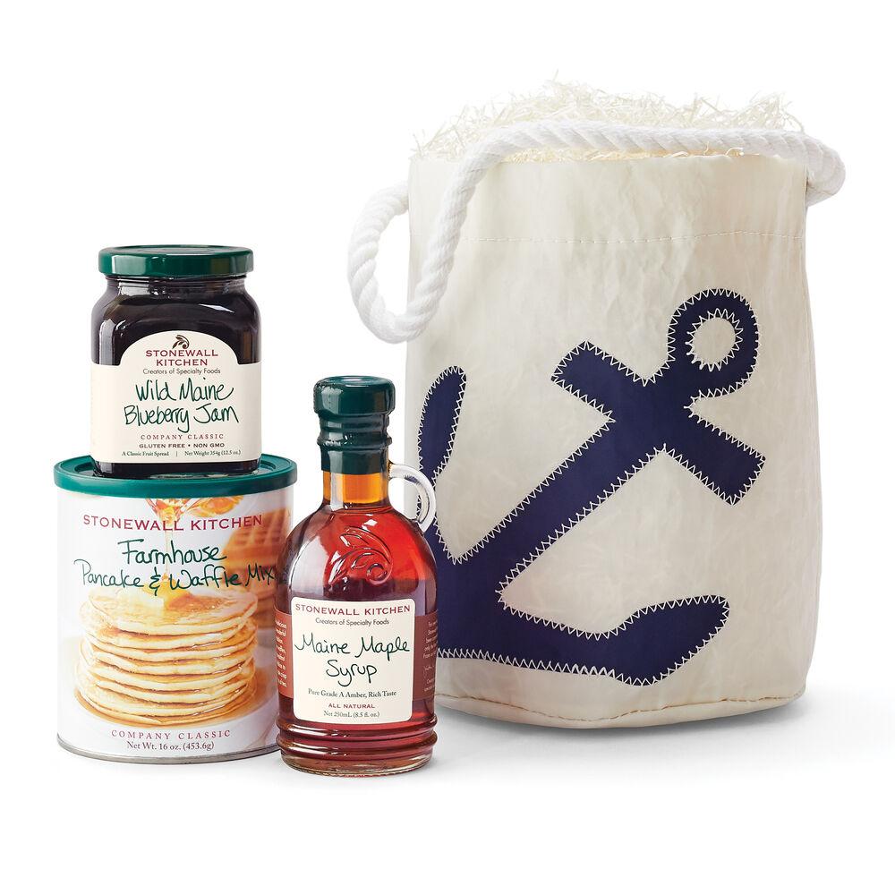 Sea Bags® Bucket Bag Breakfast Gift (Anchor) image number 0