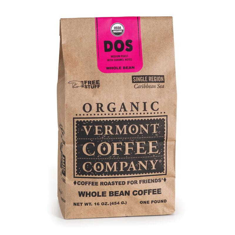 Dos Caribbean Whole Bean Coffee 16oz