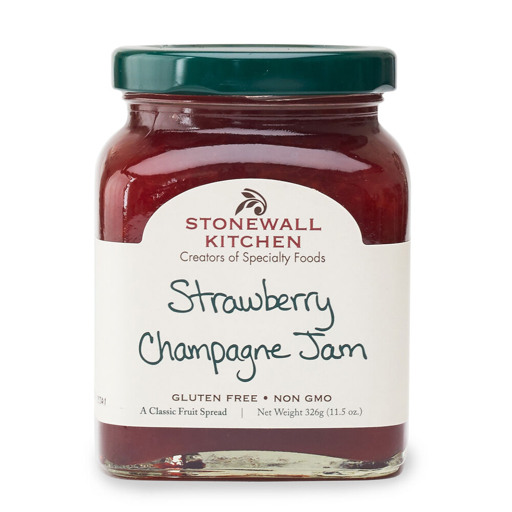 Strawberry Champagne Jam image number 0
