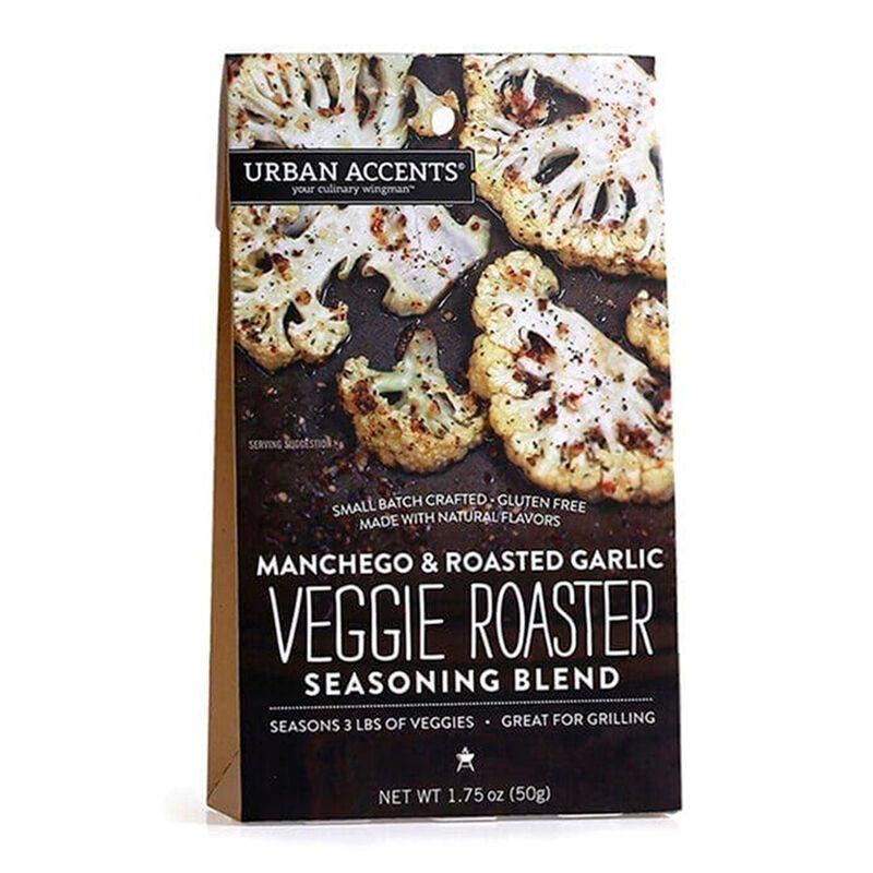Manchego & Roasted Garlic Veggie Roaster