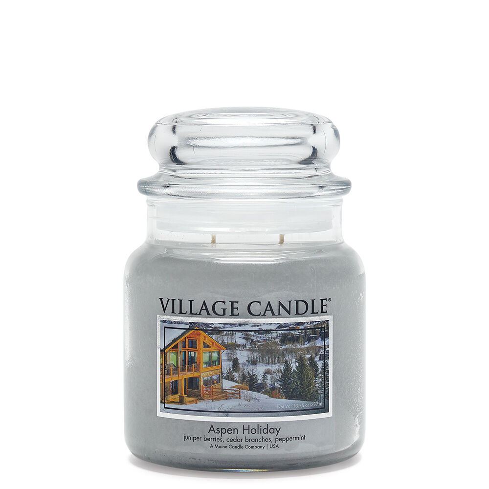 Aspen Holiday Candle image number 1