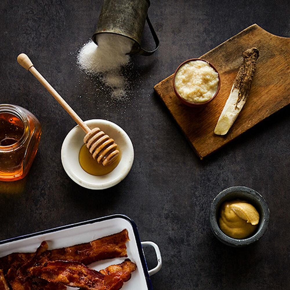 Horseradish Bacon Mustard Dip image number 1
