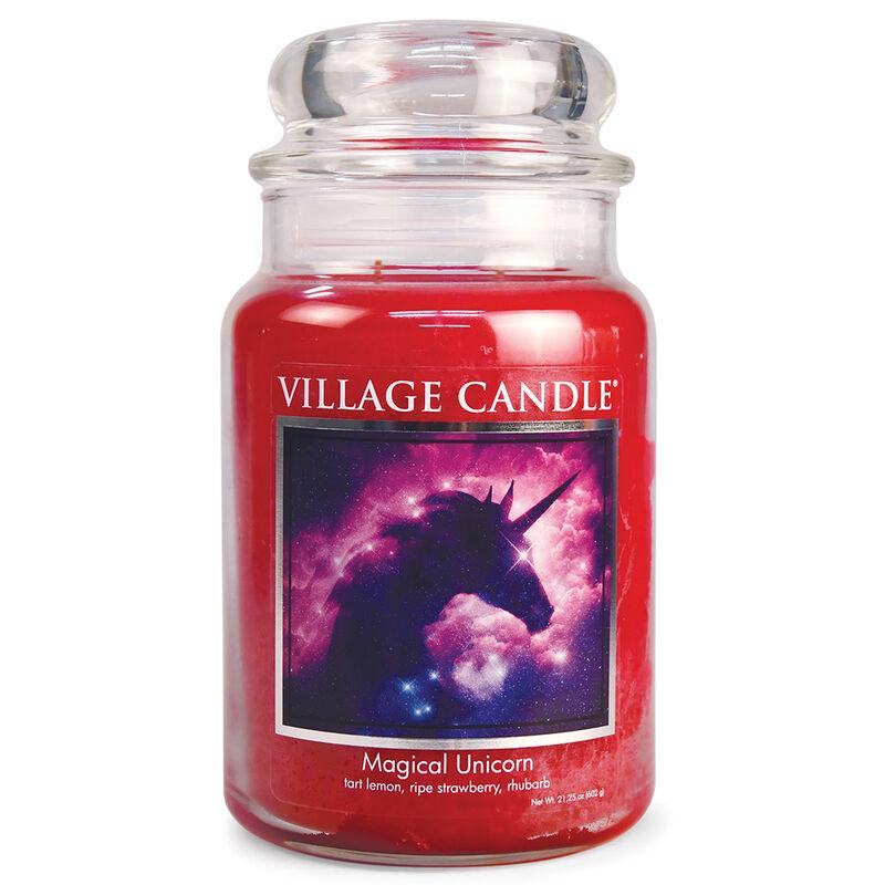 Magical Unicorn Candle