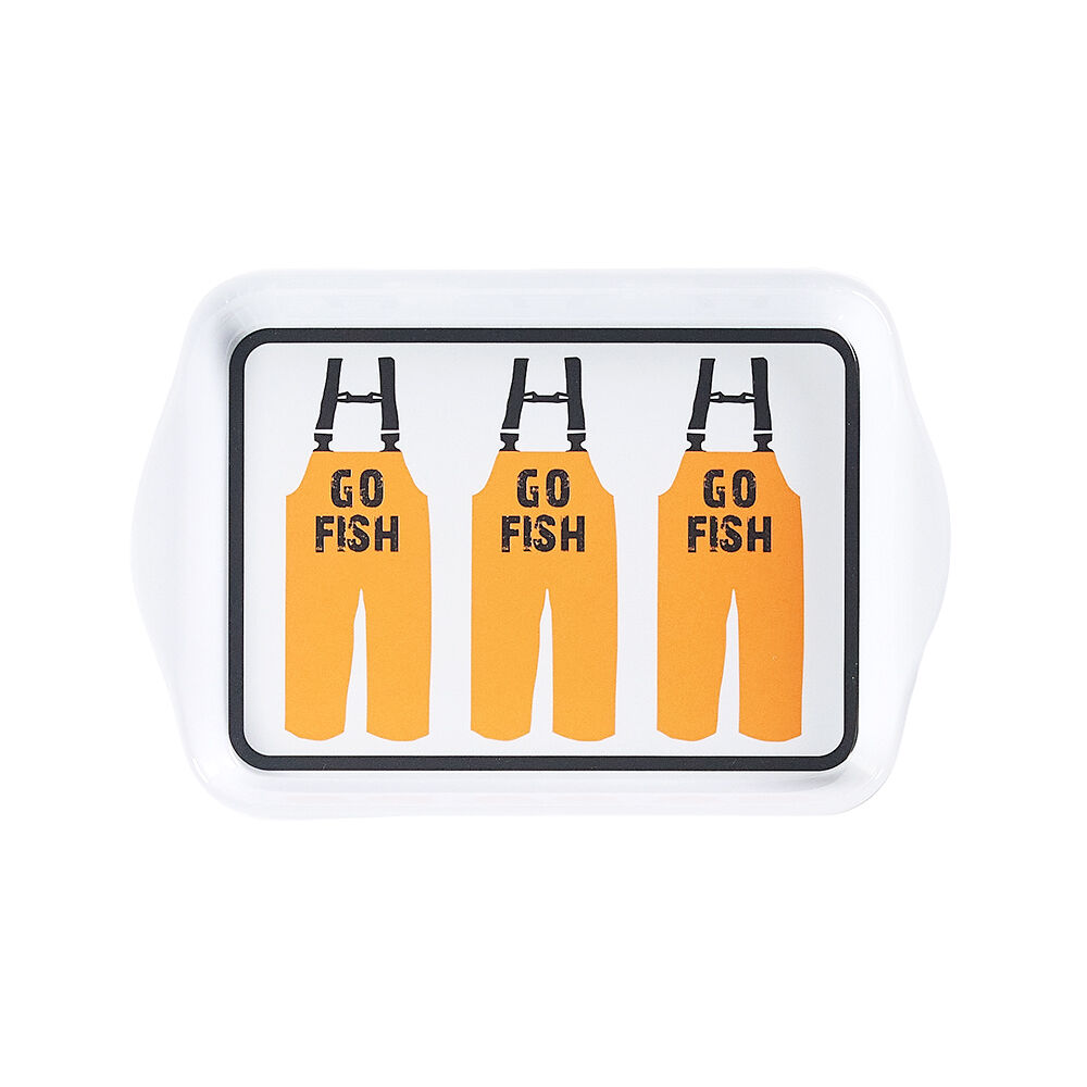 Go Fish Snack Tray image number 0