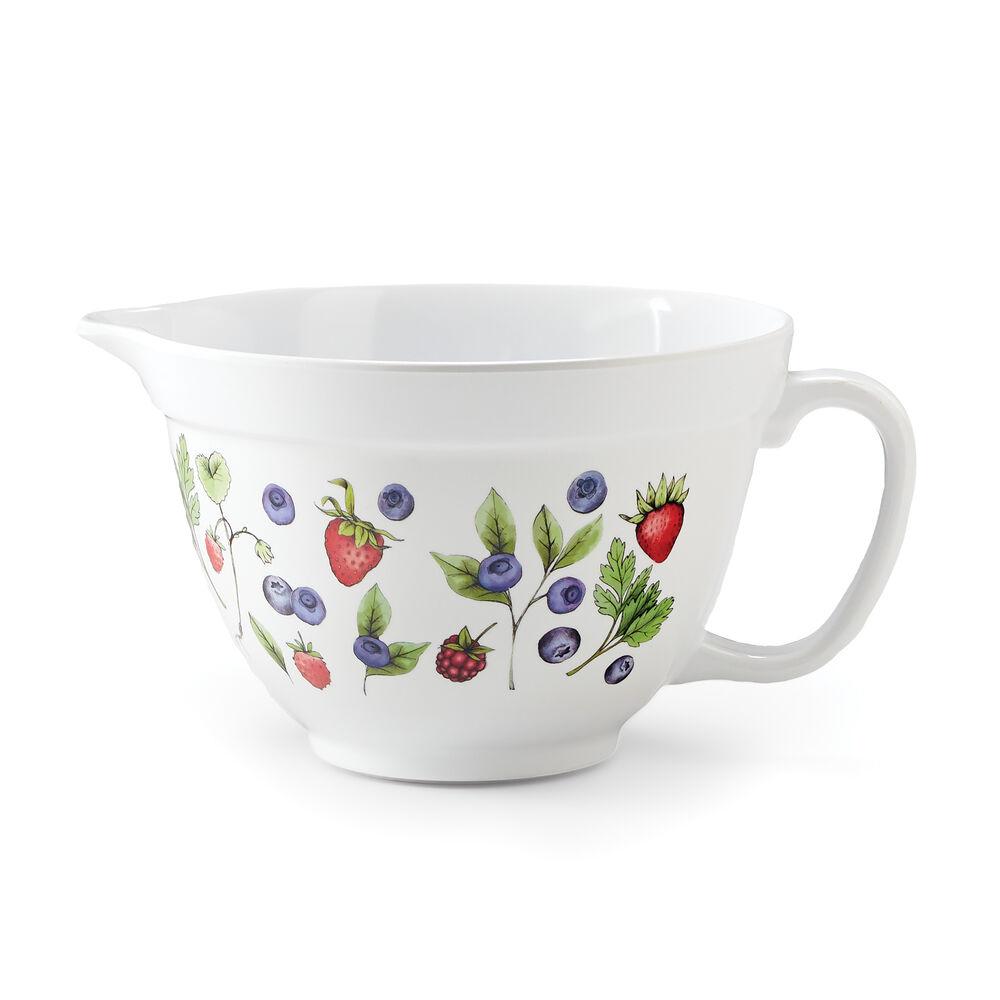 Berries Melamine Batter Bowl image number 0