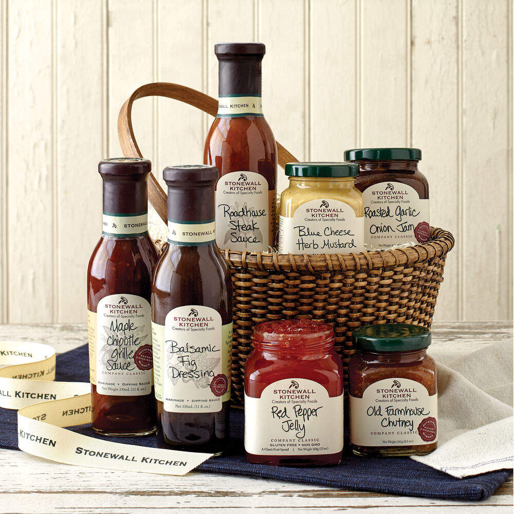 Our Savory Gift Basket image number 0
