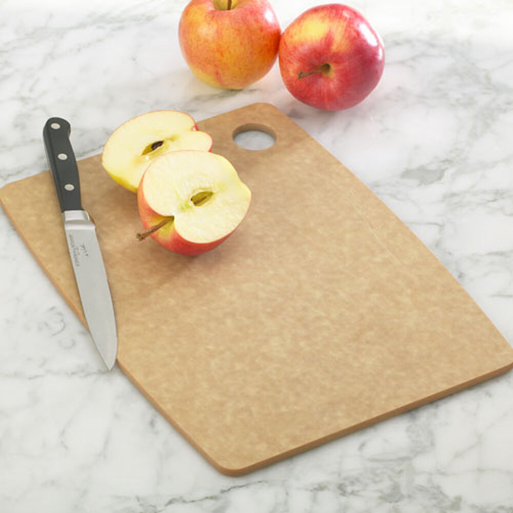 """Natural Cutting Board - 12"""" x 9"""" image number 0"""