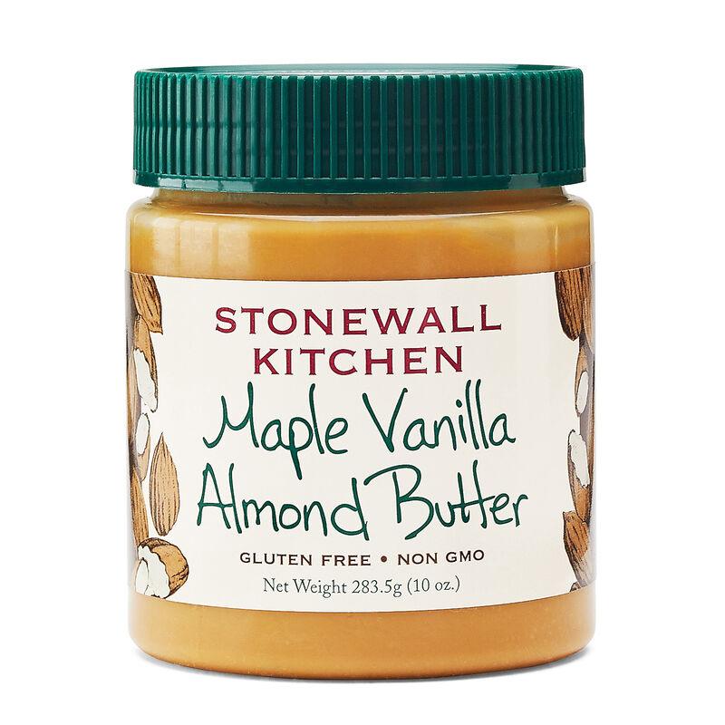 Maple Vanilla Almond Butter