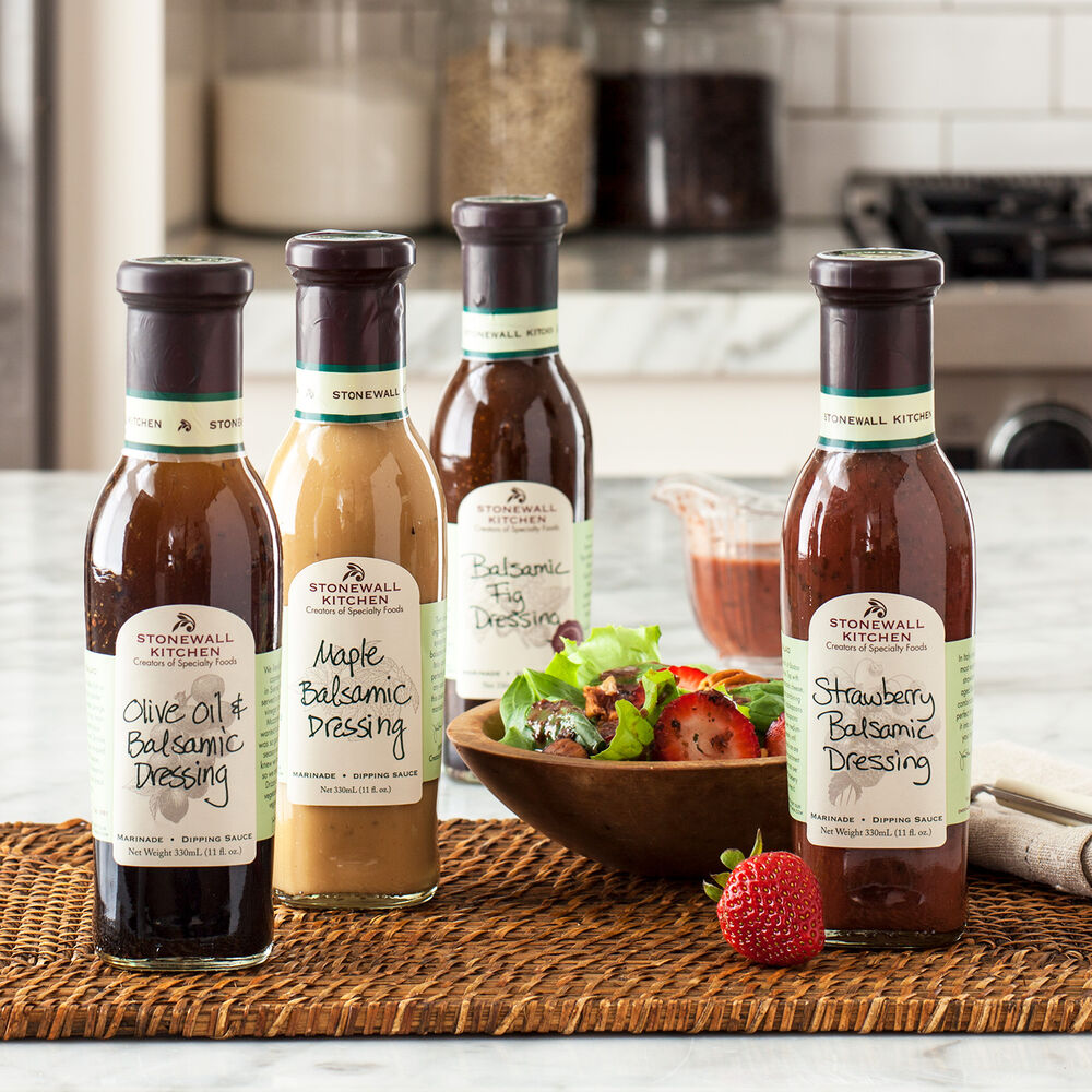 Our Balsamic Dressing Collection image number 0