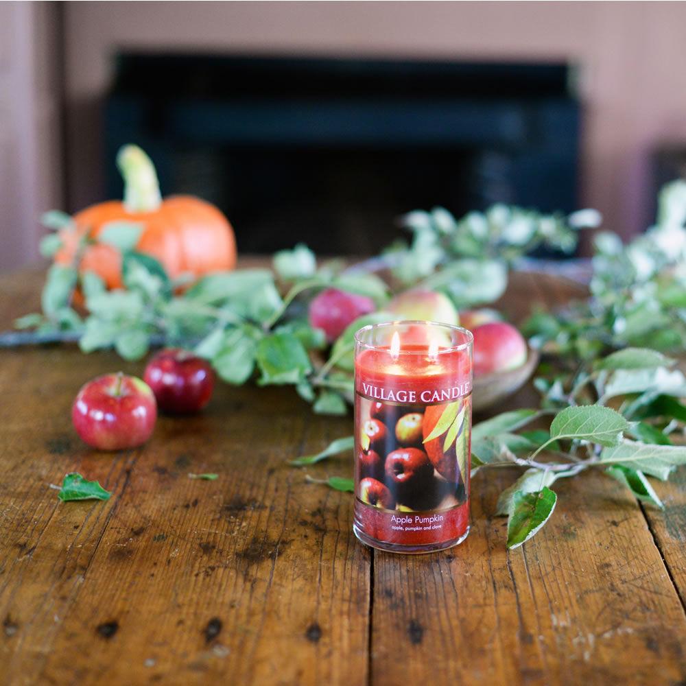 Apple Pumpkin Candle image number 5