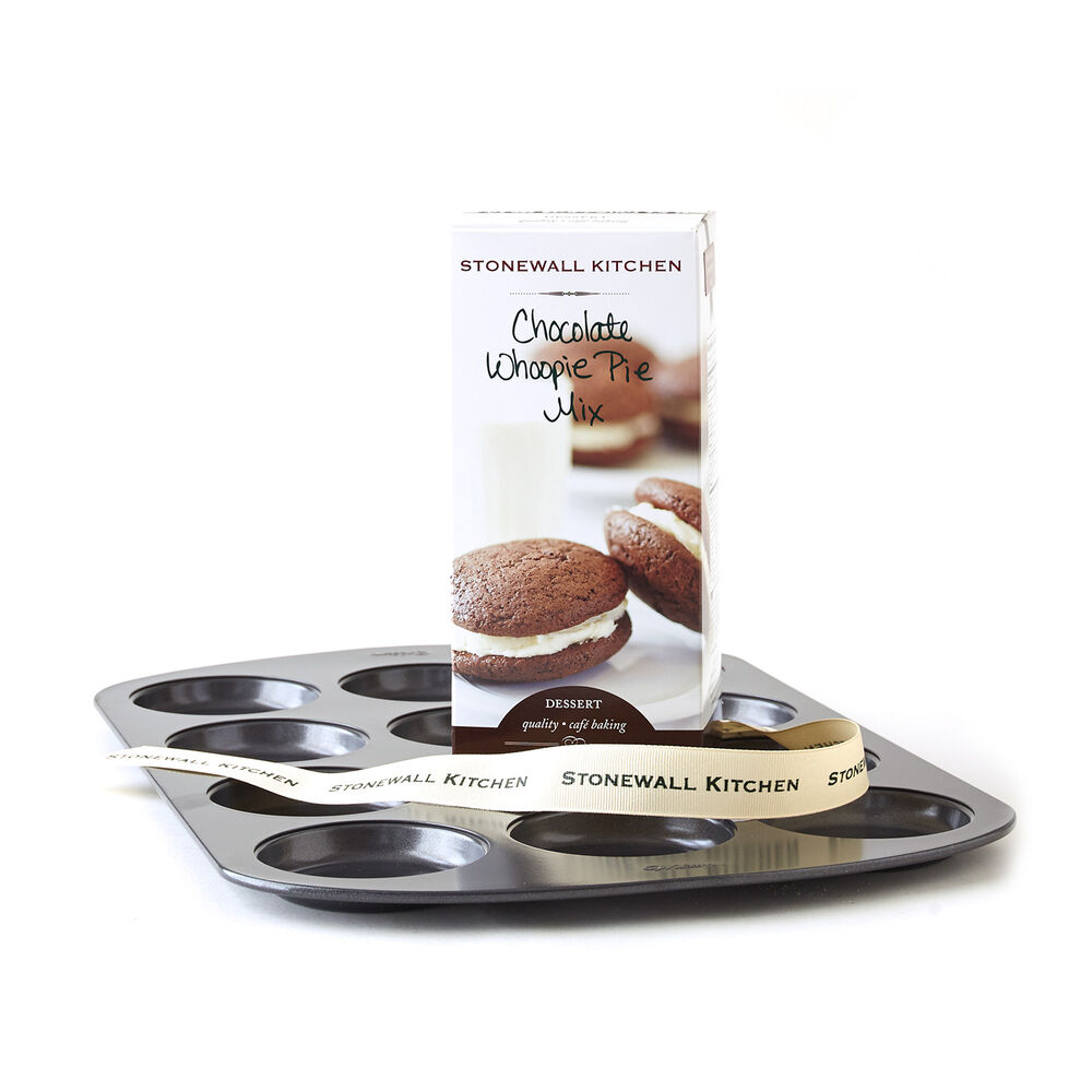 Whoopie Pie Pan and Mix image number 0