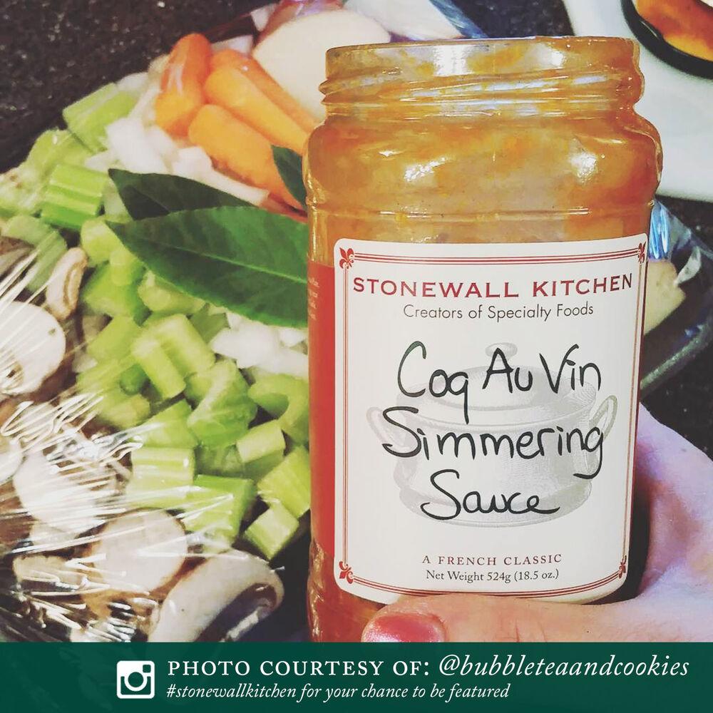 Coq Au Vin Simmering Sauce image number 2