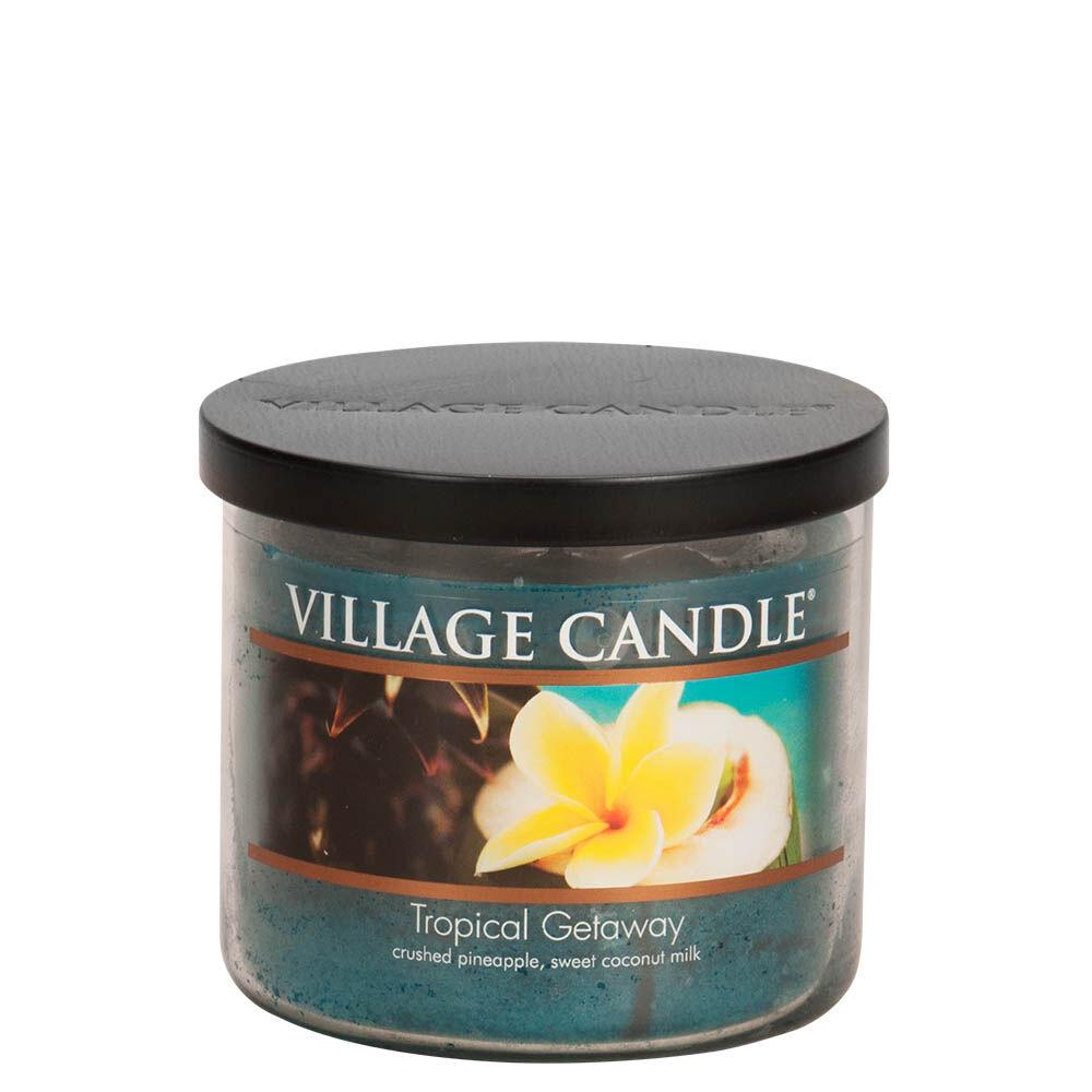Tropical Getaway Candle image number 2